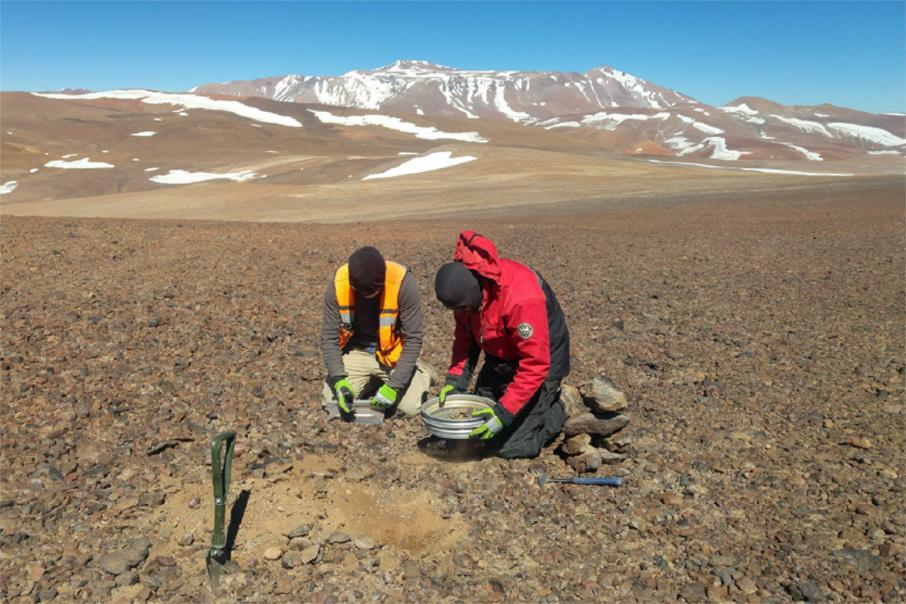 Emu onto new epithermal gold target in Chile