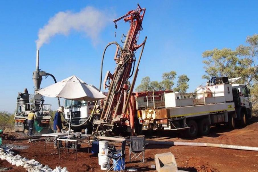 Hammer ramps up second drill program in Mt Isa