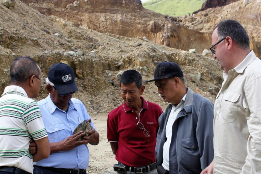 Myanmar increases Bawdwin resource to 82m tonnes
