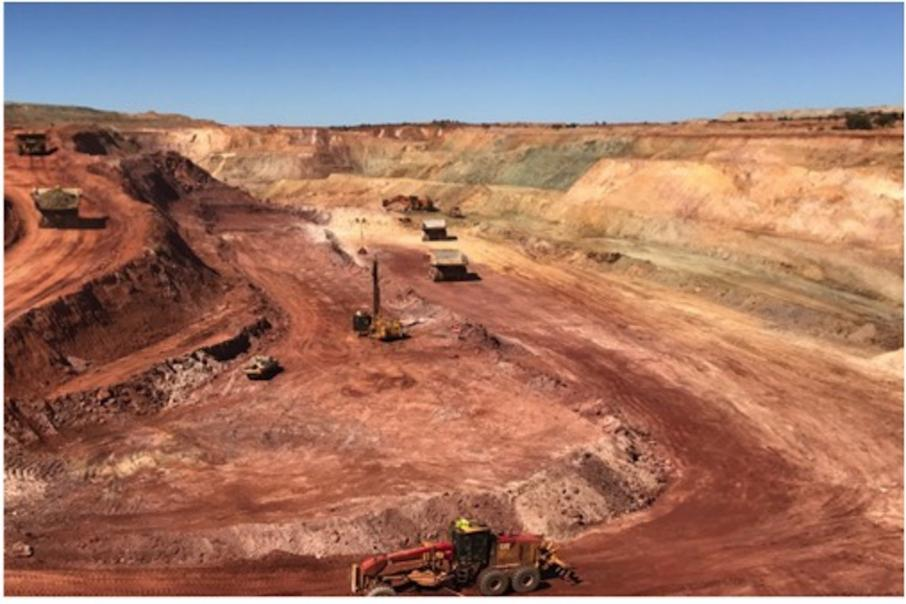 Blackham stubs its toe on more gold riches at Wiluna