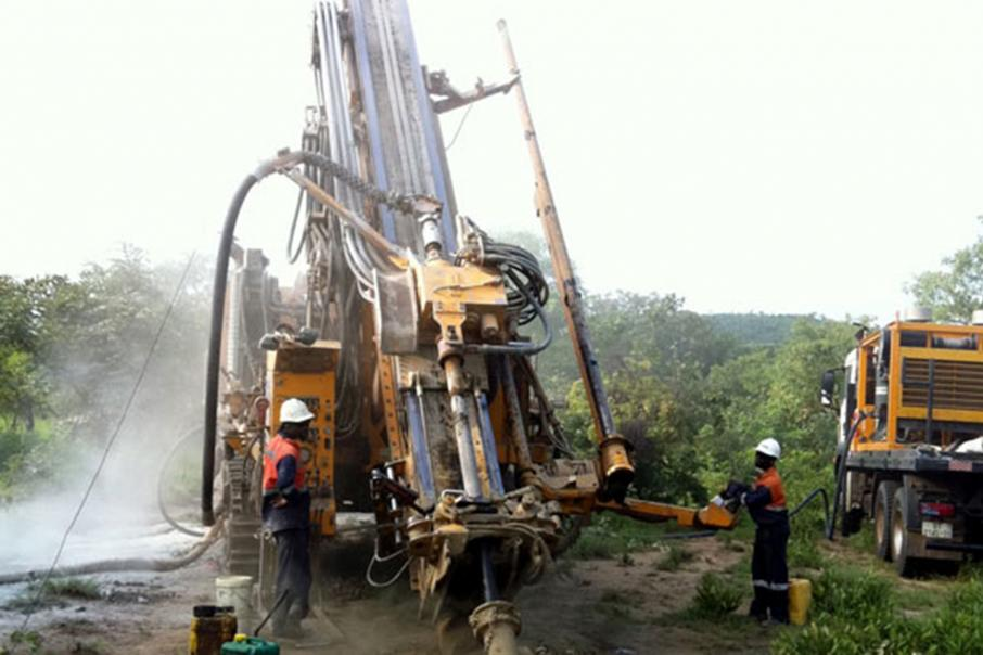 Azumah up 56% on drilling results