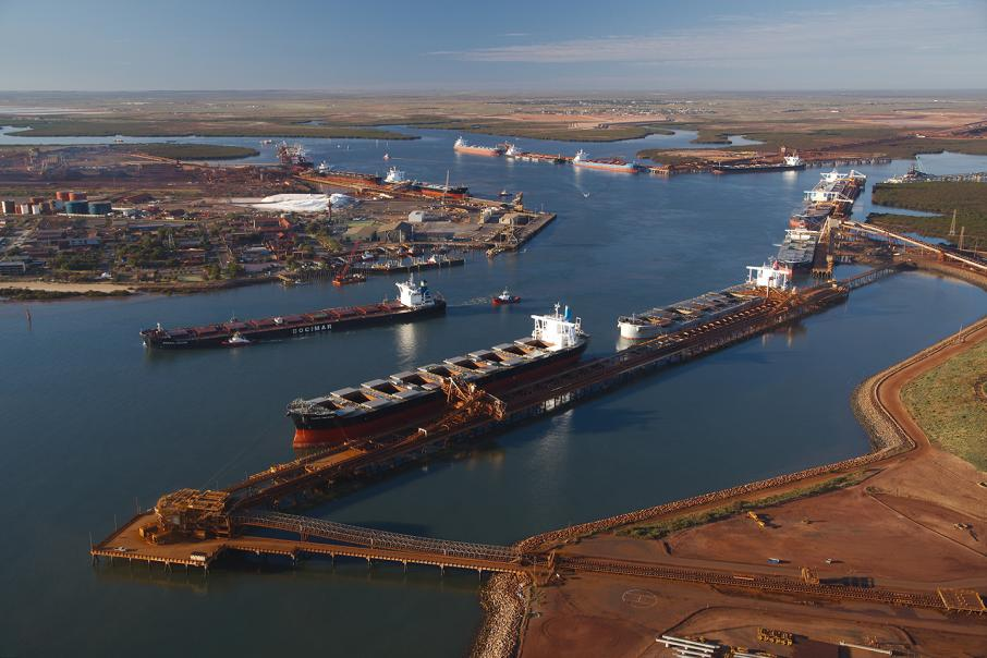 Access issues to the fore amid Hedland shipping squeeze