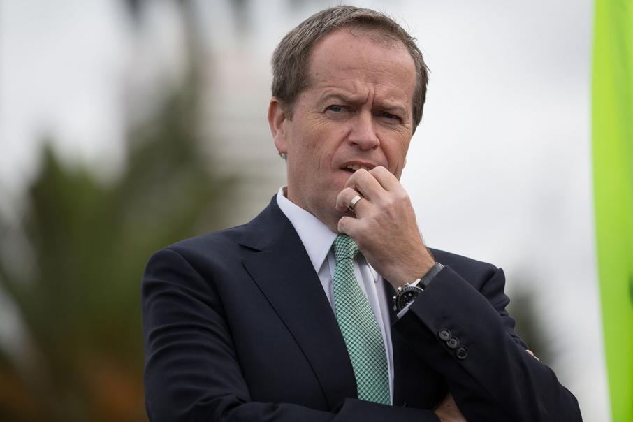Shorten's captain's call was bad timing