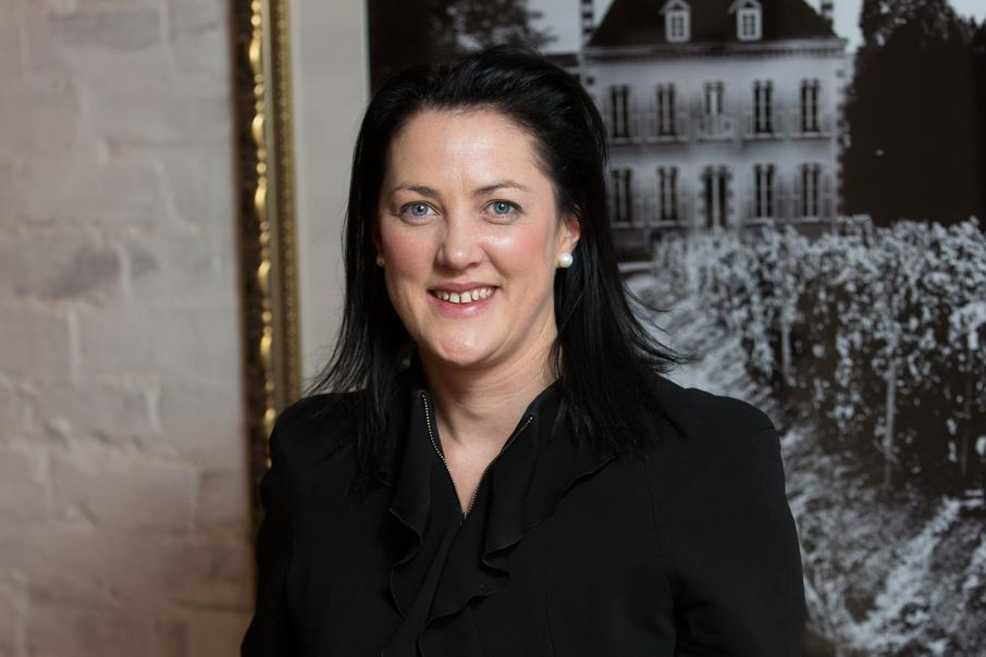 CEO lunch with Hayley Cormann