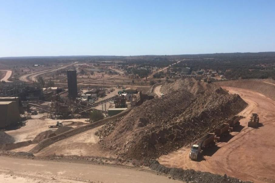 Blackham picks up 620k ounces gold from old dumps