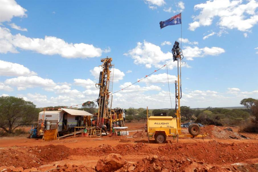 St George hits mineralised lode near Leonora