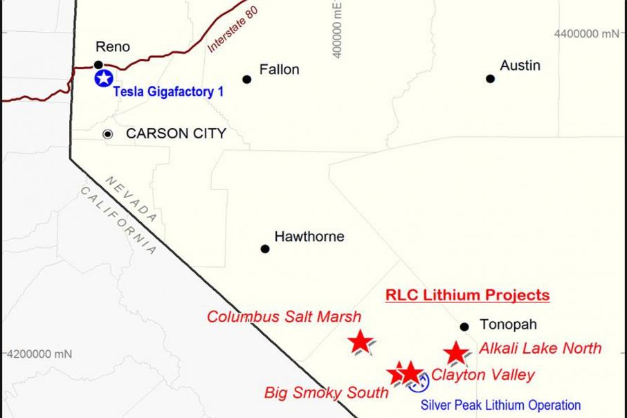 Nearby lithium brine find adds excitement for Reedy