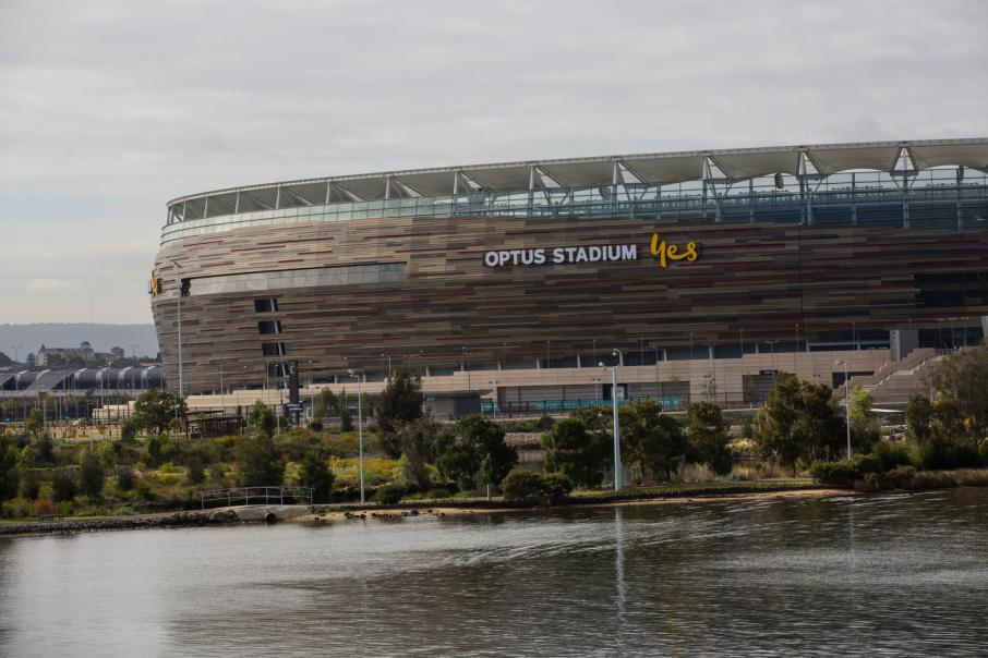 Optus Stadium tops industry awards