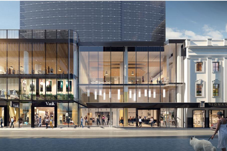 Raine Square confirms new tenants for stage 1 launch