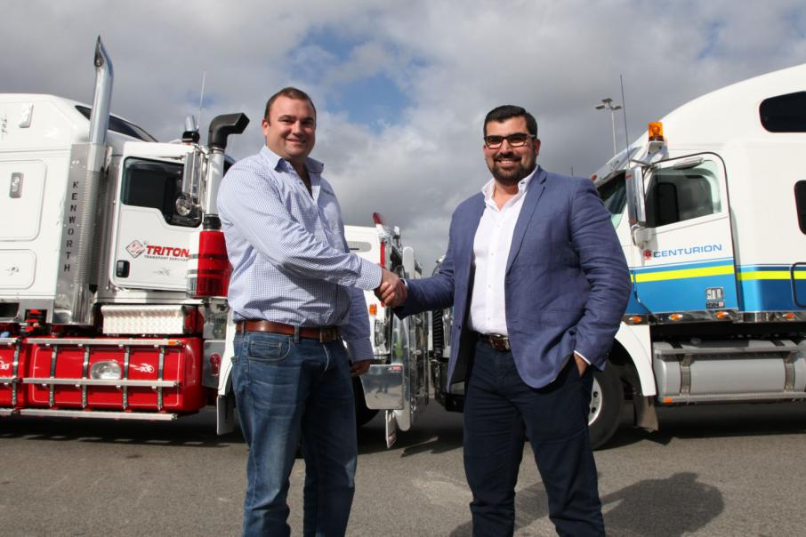 Centurion gears up acquisitions with Triton