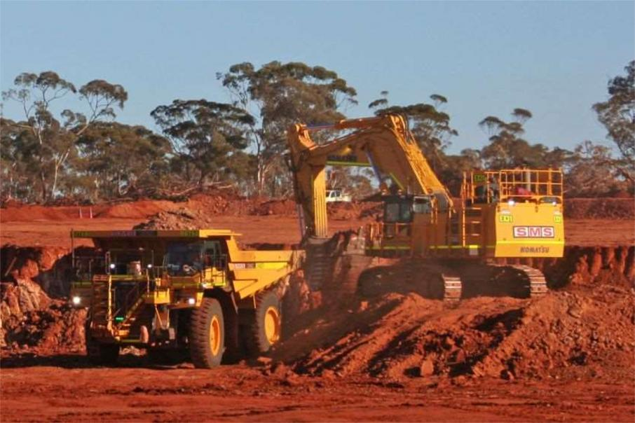 Coolgardie Minerals floats and starts mining