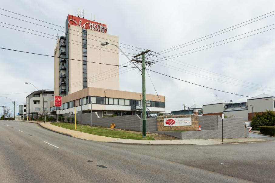Hotel operator sells Canning Hwy plot