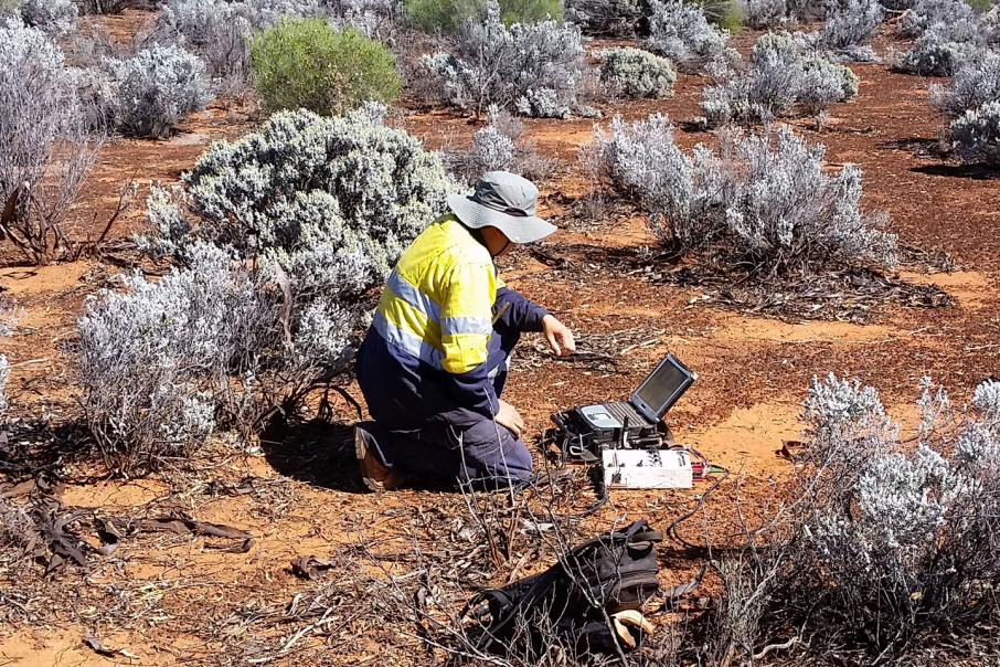 Legend survey to sniff out Fraser Range drill targets