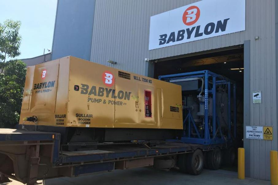 Larger contracts in Babylon's sights