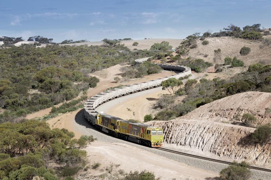 Aurizon earnings dented by iron ore haulage