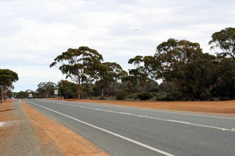 Georgiou wins $15m road contract