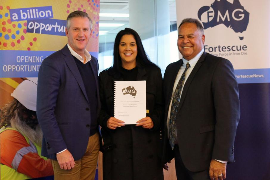 Kooya, Thuroona win FMG contracts