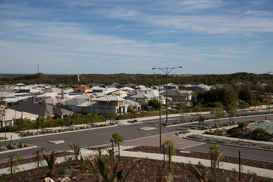 Perth house prices in four-month slide