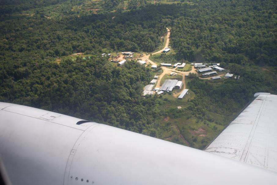 Geopacific onto high grade gold in PNG