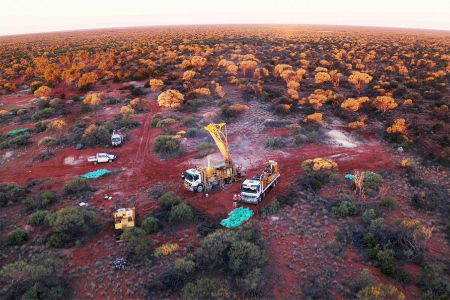 Tyranna kicks off resource drilling at SA gold play