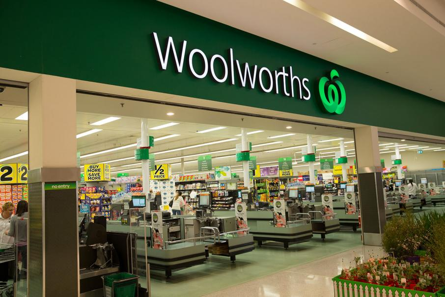 Woolworths faces class action on downgrade
