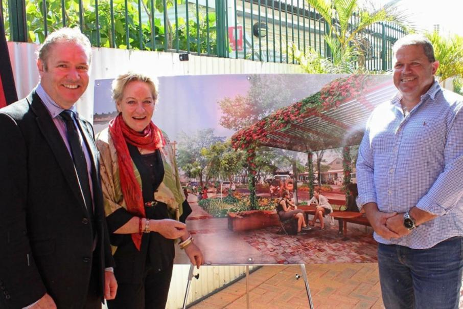 Downer wins Broome Chinatown work