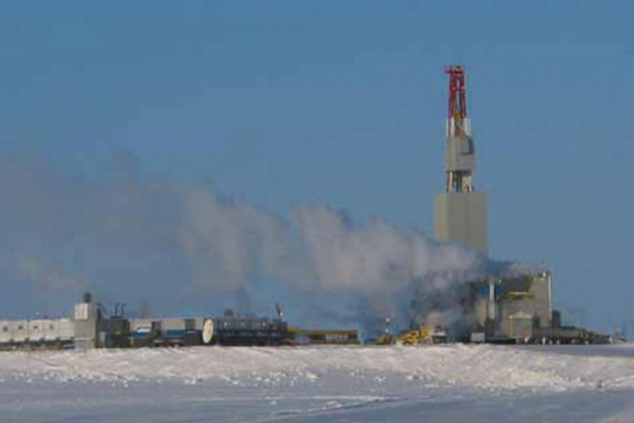 88 Energy rubbing shoulders with oil majors in Alaska
