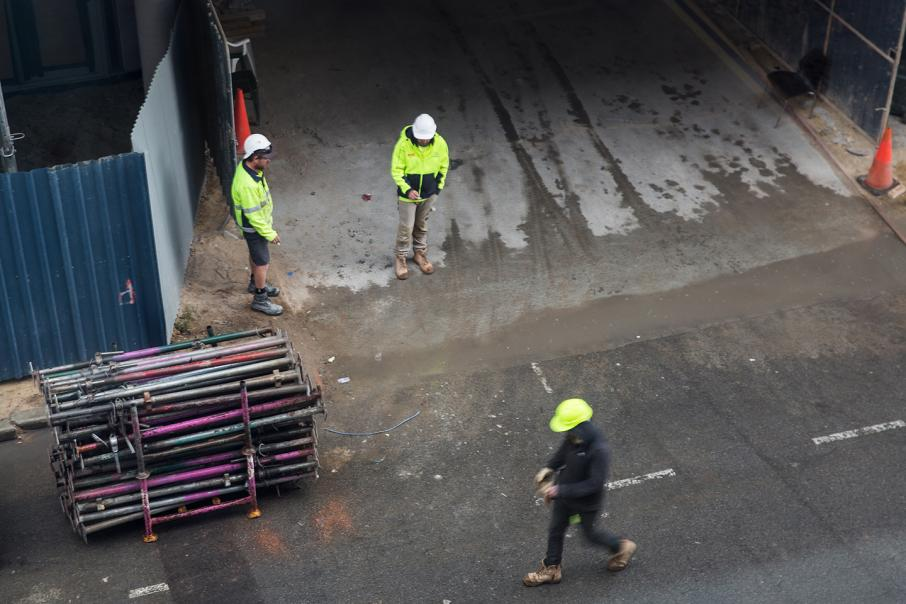 WA contractor to fight union legal action