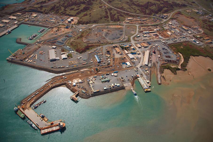 Dampier Port to export ammonium