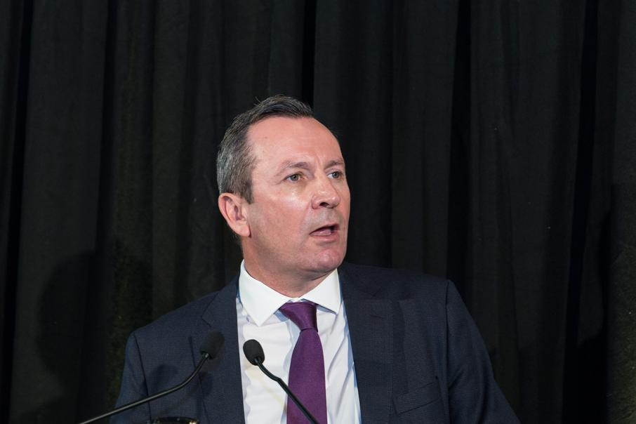 McGowan pushes for quick GST fix