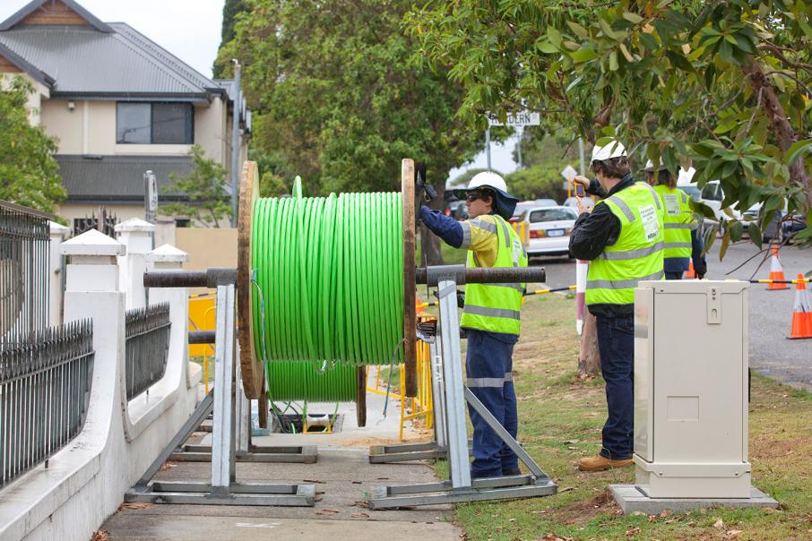 5G to challenge NBN: ACCC