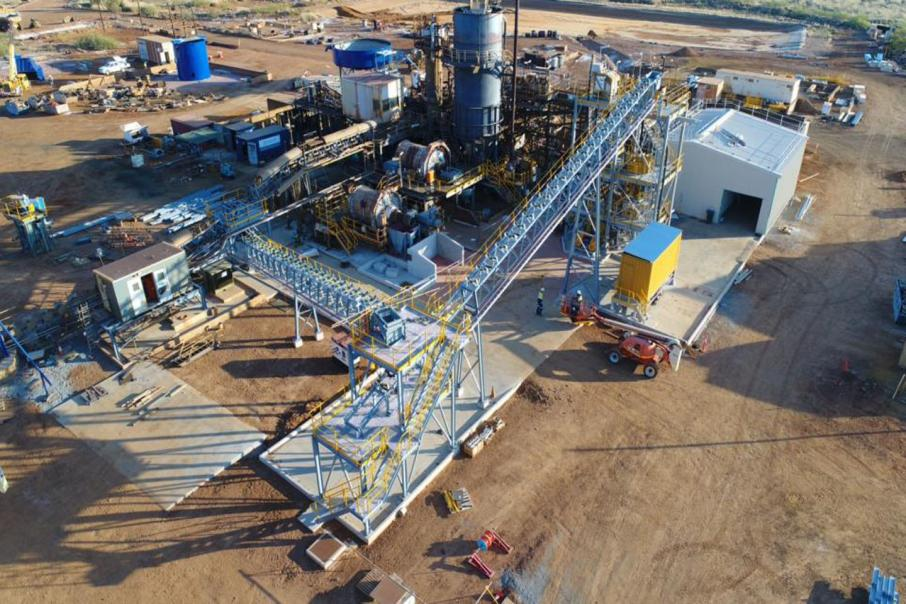 Artemis signs processing deal with Pacton Gold