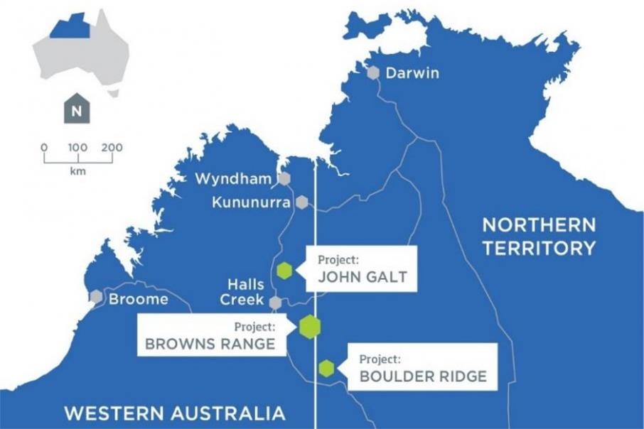 Northern Minerals updates Browns Range resources
