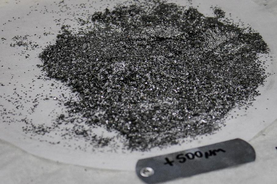 BlackEarth has large flake graphite in Madagascar