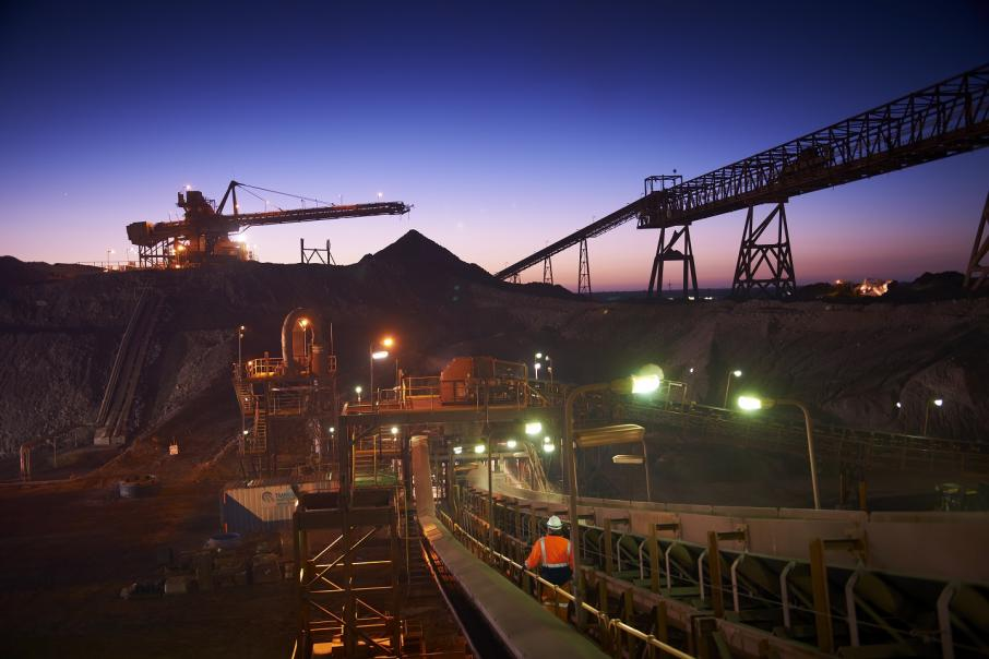 BHP flags new copper find