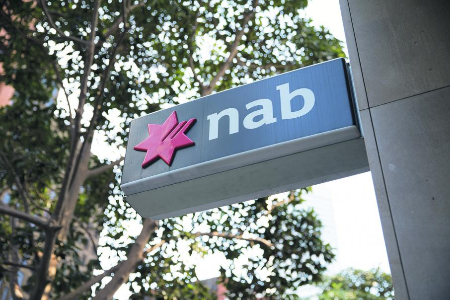 NAB full-year profit drops to $5.7bn