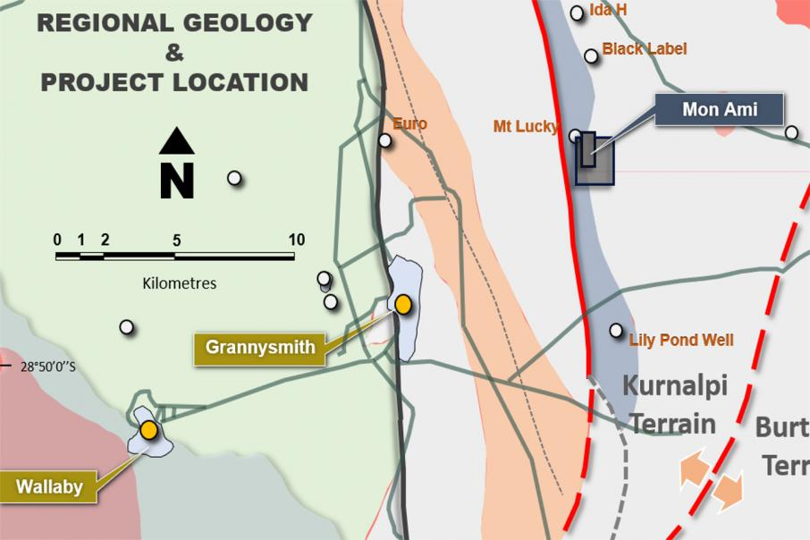 Great Southern uncovers 59,000 ounces near Laverton