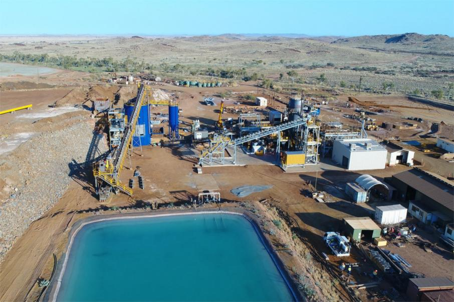 Pilbara metallurgy looking good for Artemis