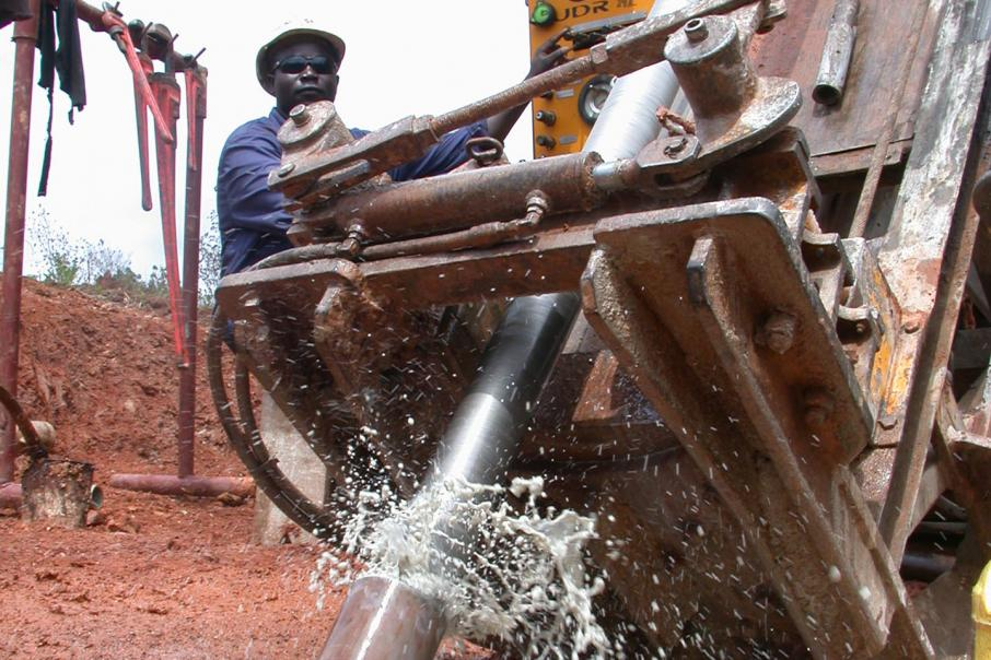 Azumah to plough 40,000m of drilling into Ghana