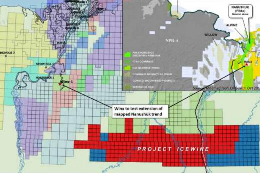 88 Energy to drill for oil in Alaska