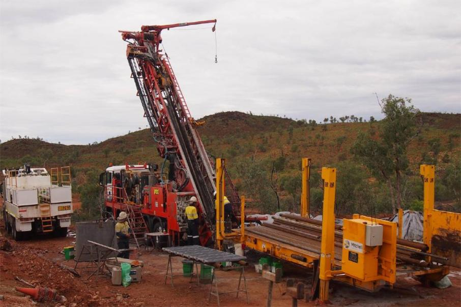 Maiden copper/gold resource for Hammer in Qld
