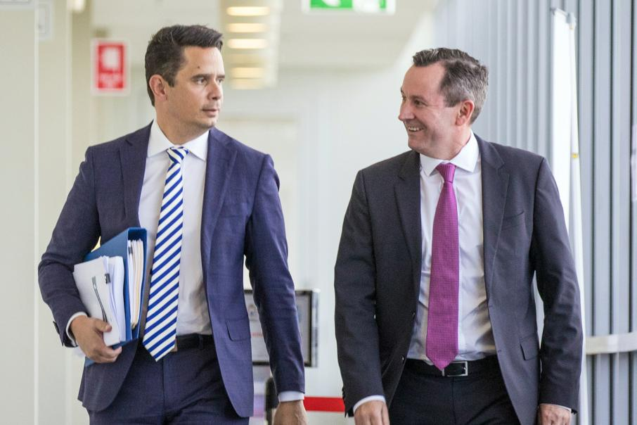 McGowan hits targets, Cormann prominent