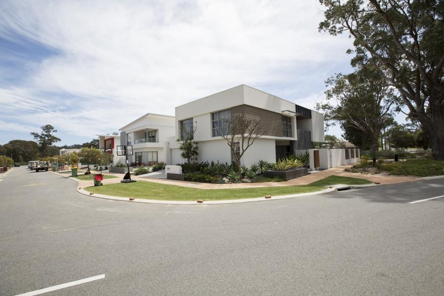 Strong growth for Perth's luxury suburbs