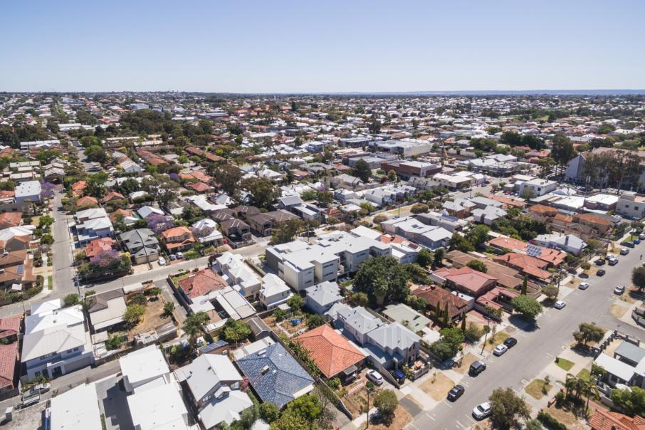 Weakness continues for Perth home values