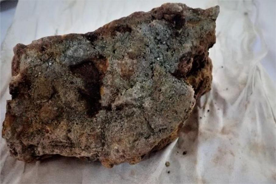 New find of copper/gold on Bougainville for Kalia
