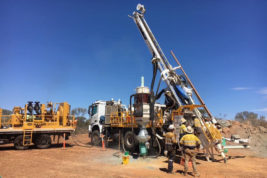 Spectrum starts gold drilling in WA
