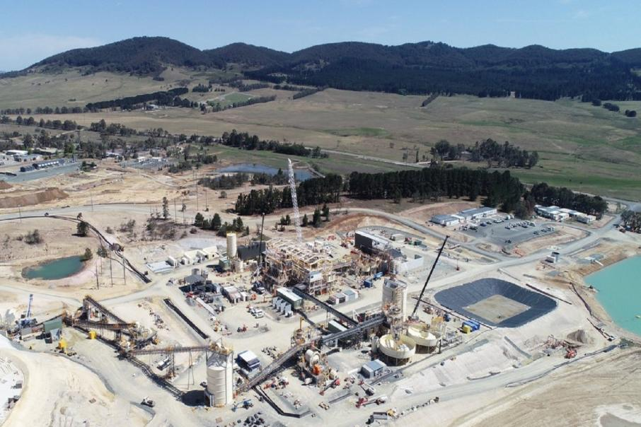 Sedgman claims extra $50m on Heron project