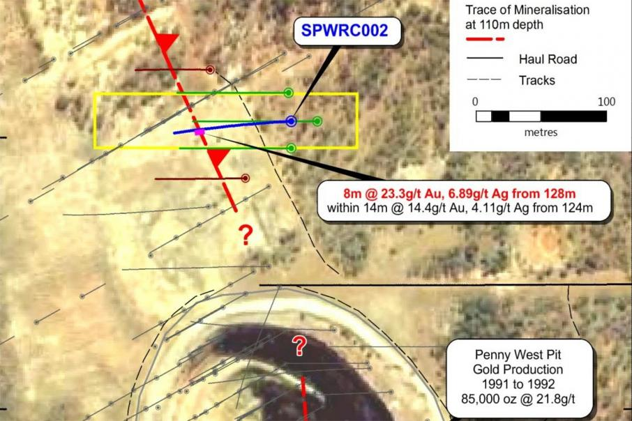 Spectrum hits gold paydirt at new WA project