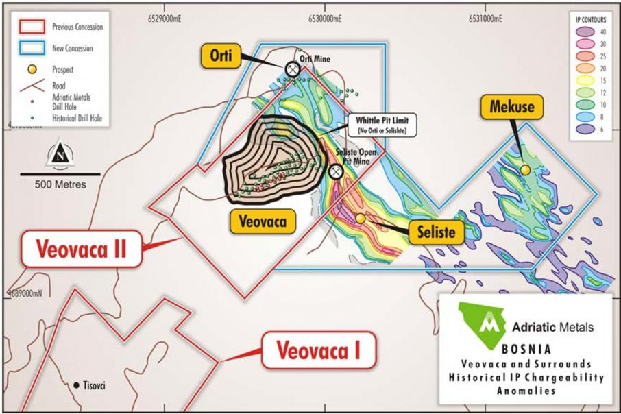 Exploration permit enhances Adriatic's Bosnian project