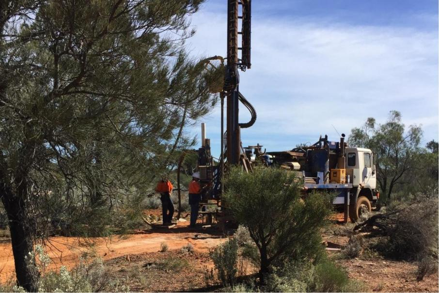 Legend drilling new base metal targets in Fraser Range